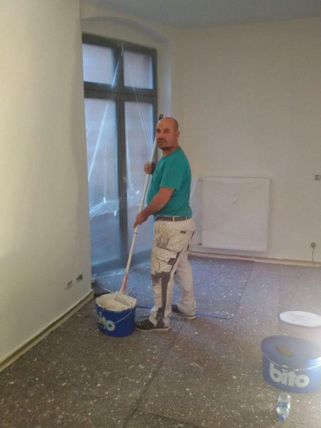 Malerarbeiten und Renovierungen in Berlin