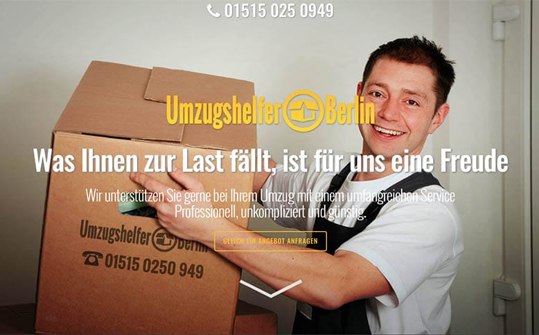 transportroller mieten umzugshelfer berlin professionell und g nstig bestes. Black Bedroom Furniture Sets. Home Design Ideas