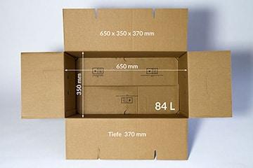 Verpackungsmaterial Umzugs-Checkliste