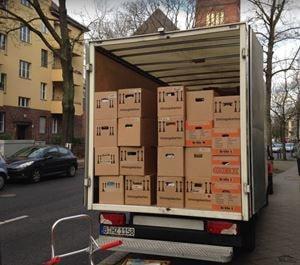 Umzugfirma Stuttgart Berlin