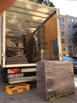 Umzug Berlin Frohnau Umzugsfirma