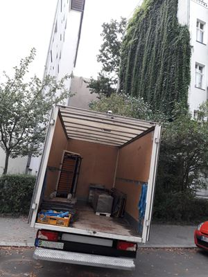 Umzug Berlin Friedrichsfelde Umzugsfirma