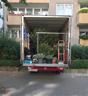 Niederschönhausen Berlin Umzugsfirma UmzugshelferBerlin.de