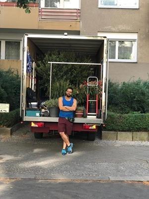 Umzug Berlin Rahnsdorf mit UmzugshelferBerlin.de