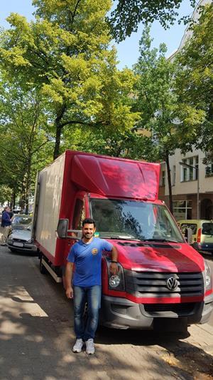 Umzug Berlin Schmargendorf